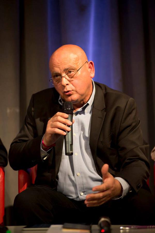 Didier Pourquery, Rédacteur en chef Développement Editorial du quotidien Le Monde, partenaire média du Forum Changer d'Ere