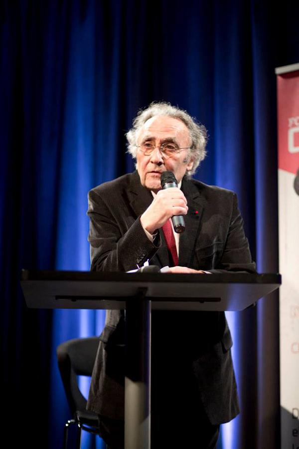 Pr Henri Atlan, médecin biologiste, chercheur, philosophe. Parrain du Forum Changer d'Ere : grande forme