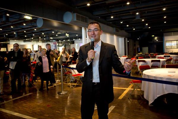 """Richard Bordenave, directeur innovation & marketing du groupe BVA présente le Knowledge café """"Incarner le changement"""" BVA/NextModernity, à venir dans Le Loft : « Inventer des solutions pour passer de l'intention à l'action et ré-enchanter le travail » J'aime · Partager"""
