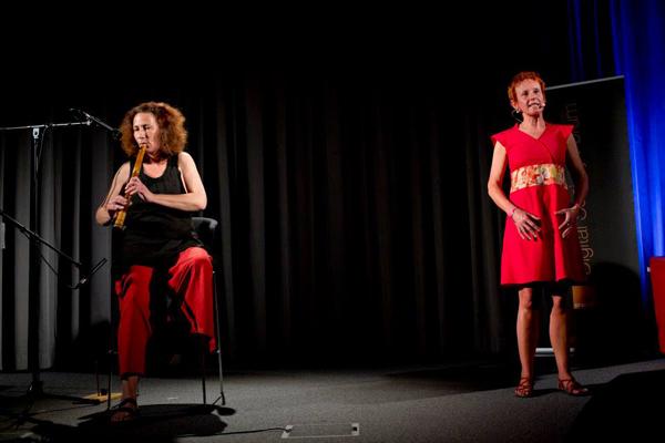 Temps calme avec nos artises : Paz, conteuse et Eva Hanh, musicienne