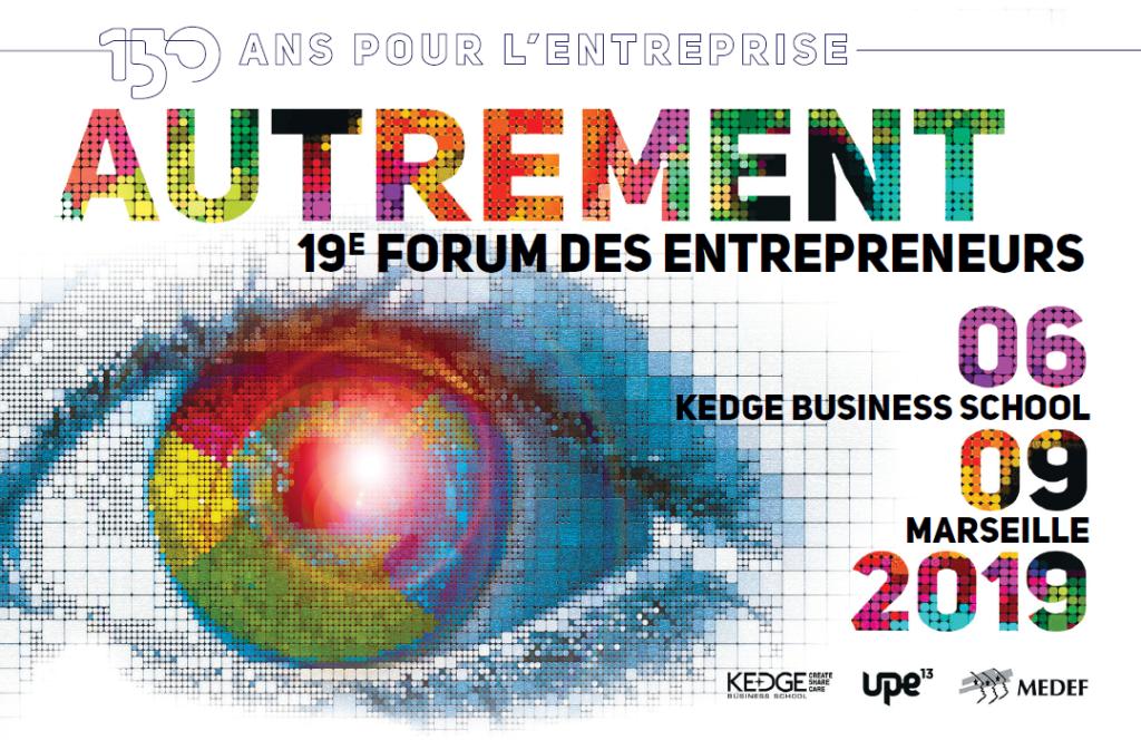 1 - Logo Forum des Entrepreneurs Marseille